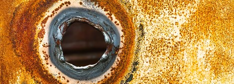 RUST And HOLE